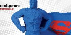 THE ART OF THE BRICK©: DC Super Heroes