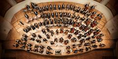 Wiener Symphoniker / Znaider «play & conduct»