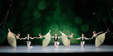 Ballett: Jewels